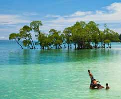 Andaman Tourism Honeymoon
